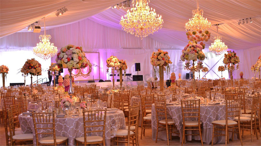 Elegant Party Tent for 500-1000people