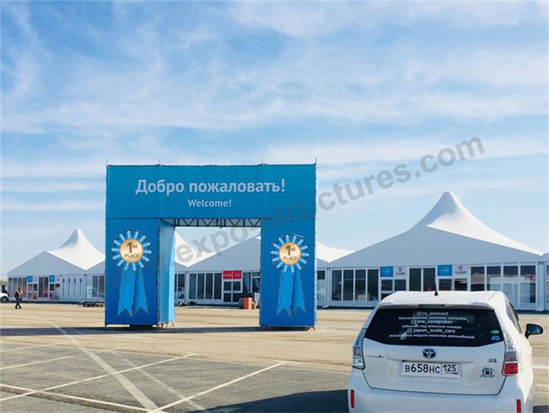 Aluminium Function Tent for Corporate Events