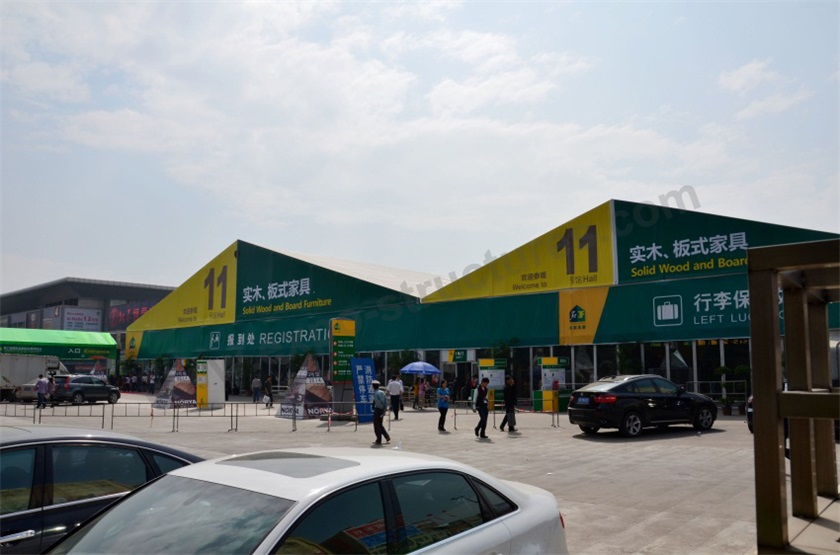 Large Exhibition Fair Tent for Furnitures