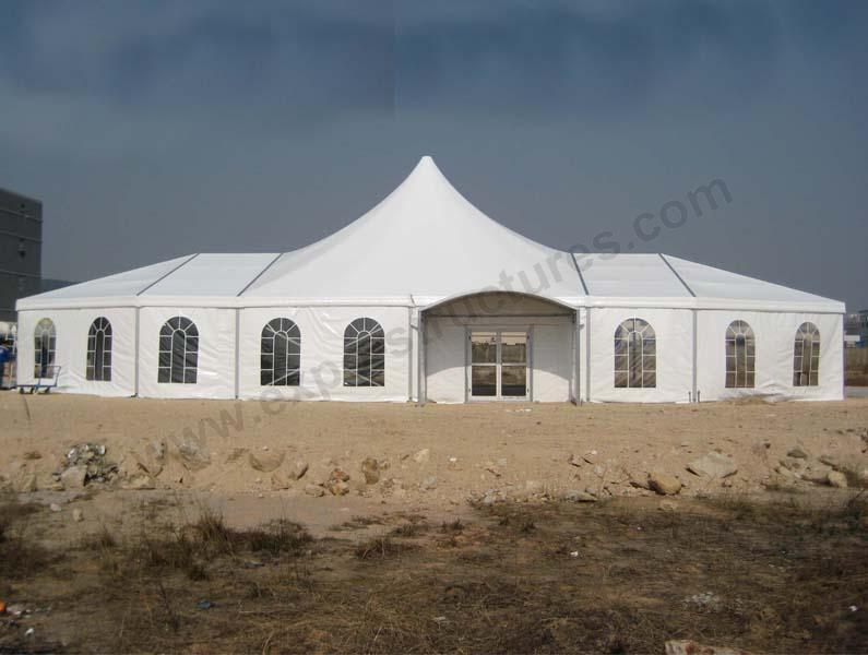 15x30m Mixed Marquee Tent