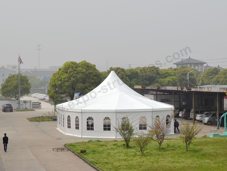High Peak Mixed Marquee Tent